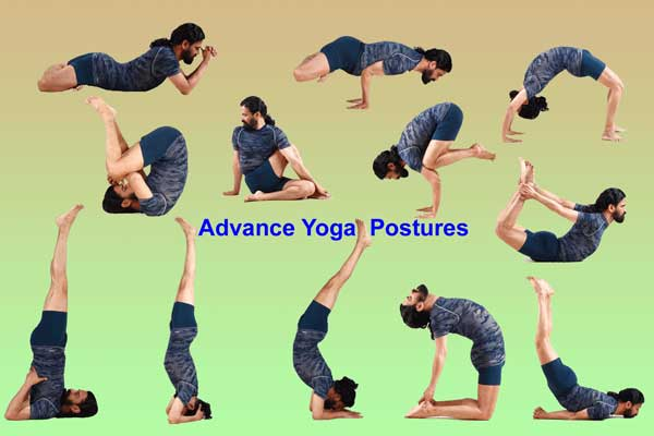 Here There Are Examples For Meditation Postures Relaxation Beginner Yoga And Advance